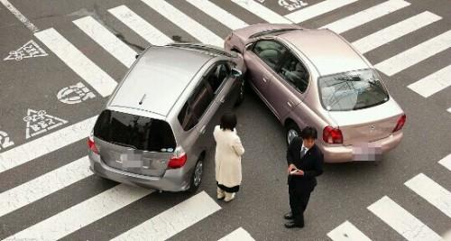 交通事故を起こす夢