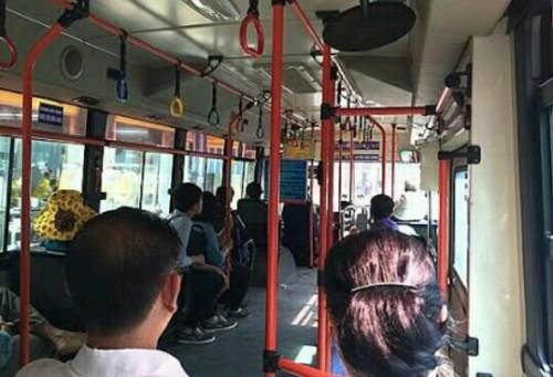 バスに乗る夢