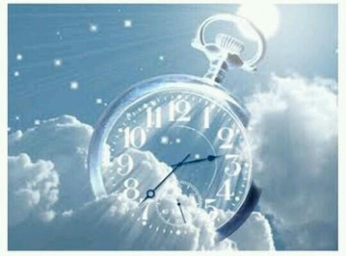 時間の夢占い
