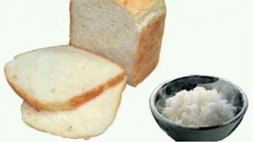 ごはんとパンの夢