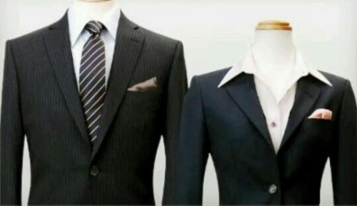 スーツの夢