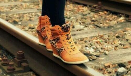 丁度良い靴の夢