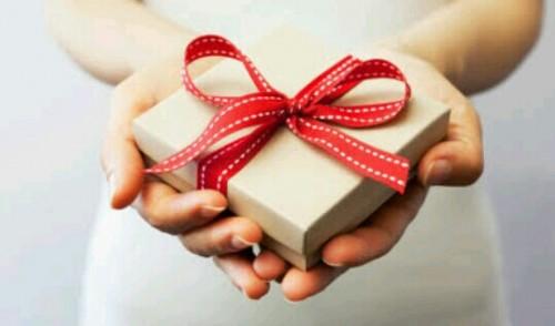 プレゼントを貰う夢