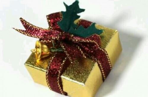 クリスマスプレゼントの夢