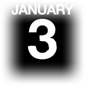 [誕生日占い]1月3日生まれの相性診断と基本性格