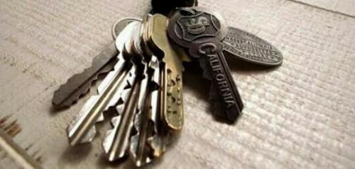 鍵の束の夢