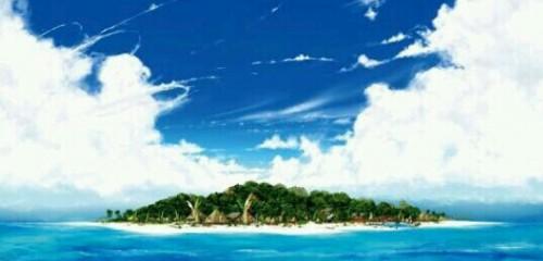 島の夢占い