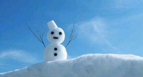 雪だるまの夢