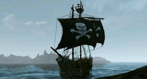 海賊船の夢占い
