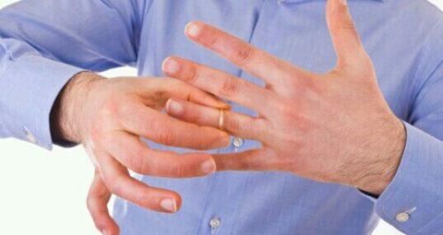 指輪をはずす夢占い