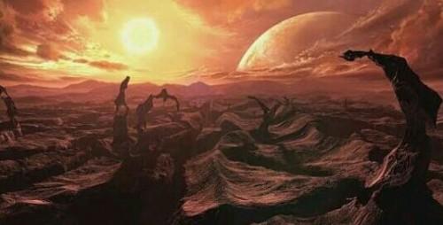 世界が終わる夢