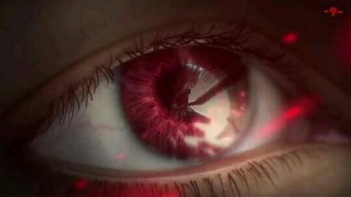 赤い目の夢