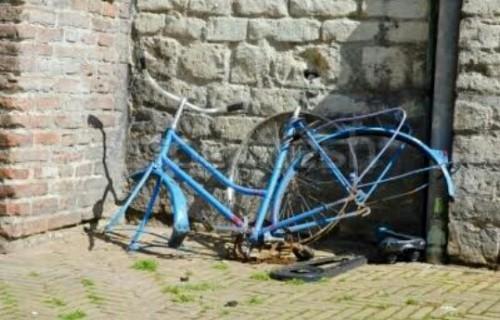 壊れた自転車の夢