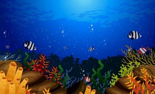 魚の夢占い