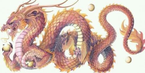 龍の夢占い