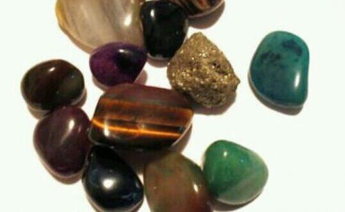 綺麗な石の夢