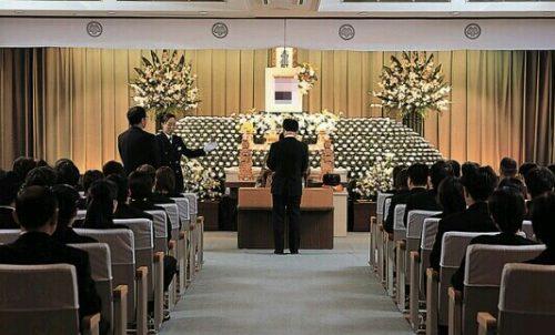 知らない人の葬式の夢