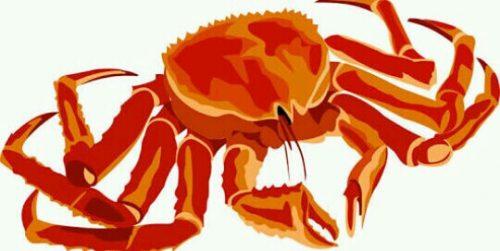 蟹の夢占い