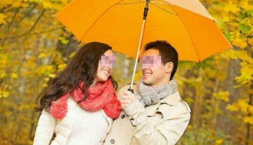 相合い傘の夢