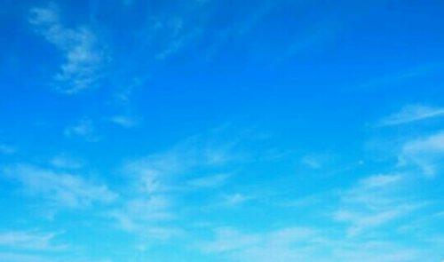 空の夢占い