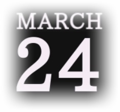 [誕生日占い]3月24日の性格と恋愛面!意外な裏の顔も!