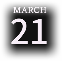 [誕生日占い]3月21日生まれはこんな人!性格や恋愛、裏の顔!