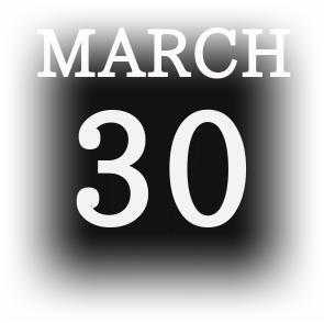 [誕生日占い]3月30日生まれの基本性格や裏の顔は!?