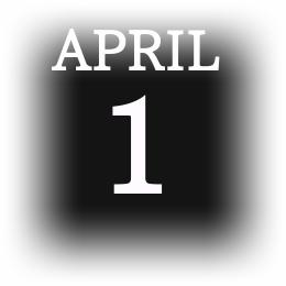 [誕生日占い]4月1日生まれの性格や恋愛面!裏の顔はこんな顔!