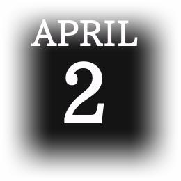 [誕生日占い]4月2日生まれの基本性格と運気!意外な裏の顔とは?