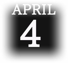 [誕生日占い]4月4日生まれの人間性は?裏の顔もご紹介!