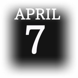 [誕生日占い]4月7日生まれの恋愛性格は?意外な裏の顔もご紹介!