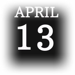 [誕生日占い]4月13日の性格や恋愛!意外な裏の顔は?