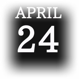 [誕生日占い]4月24日の特徴!基本性格と裏の顔。