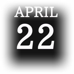 [誕生日占い]4月22日生まれの性格や恋愛運は?