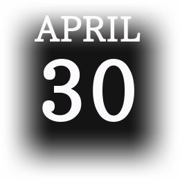 [誕生日占い]4月30日生まれの性格や相性を解説!裏の顔はこんな顔だった!