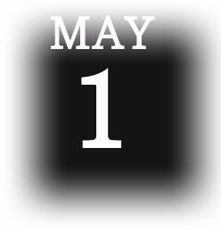 [誕生日占い]5月1日生まれはこんな人!基本性格や恋愛面!