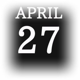 [誕生日占い]4月27日の基本性格と恋愛運は?内面にある裏の顔もご紹介!