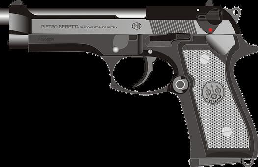 [夢占い]銃の夢があらわす両極端な暗示とは?