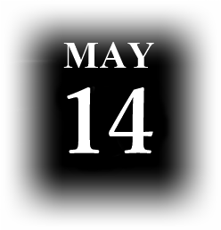 [誕生日占い]5月14日生まれの性格や恋愛、仕事運に裏の顔!