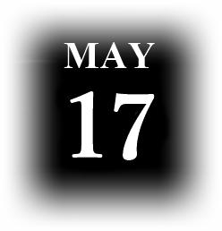 [誕生日占い]5月17日の性格と恋愛運!裏の顔は隠れ〇〇!