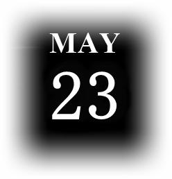 [誕生日占い]5月23日の基本性格と恋愛面!裏の顔は意外!?