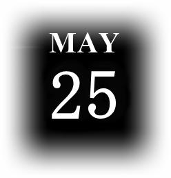 [誕生日占い]5月25日生まれはどんな人?性格や恋愛面と裏の顔を解説!