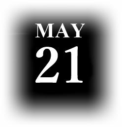 [誕生日占い]5月21日生まれはどんな人?性格や恋愛運と裏の顔とは?