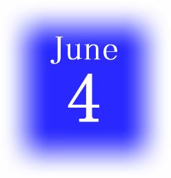 [誕生日占い]6月4日生まれはこんな人!恋愛運や仕事運と裏の顔!