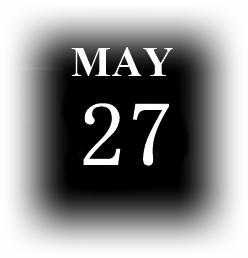 [誕生日占い]5月27日生まれの基本性格!裏の顔や恋愛運はどうなの?