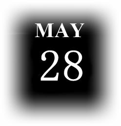 [誕生日占い]5月28日生まれの基本性格と恋愛運!裏の顔はどんな顔?