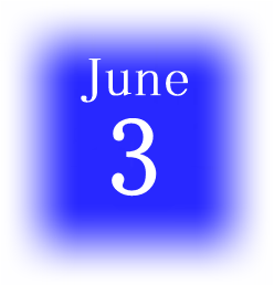 [誕生日占い]6月3日生まれの性格・恋愛・仕事運!裏の顔も見てみよう!