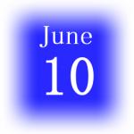 [誕生日占い]6月10日生まれの性格!とても両極端な人?