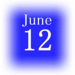 [誕生日占い]6月12日生まれの基本性格!ポジティブではあるが・・