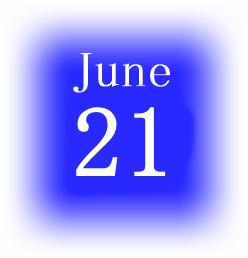 [誕生日占い]6月21日生まれは楽しむ人!性格や恋愛運をチェック!
